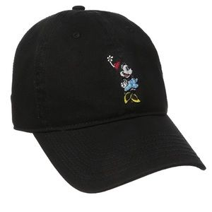 Minnie Mouse Black Hat